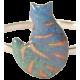 ring body cat striped