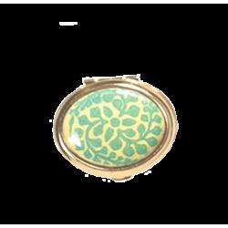 boite ovale triskel lierre